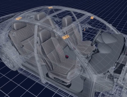 3D Film ATMEL – CAR ACCESS