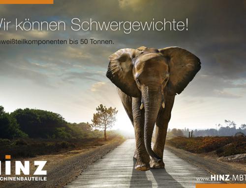 HINZ Kampagne