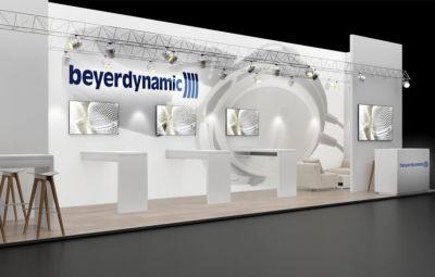 3D Messestand_Beyerdynamic_NUTZMEDIA_3D-Agentur Heilbronn Stuttgart Mannheim Neckarsulm