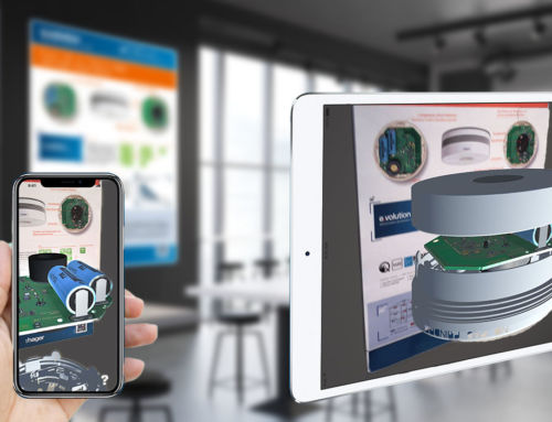 Augmented Reality App e:Volution | :HAGER