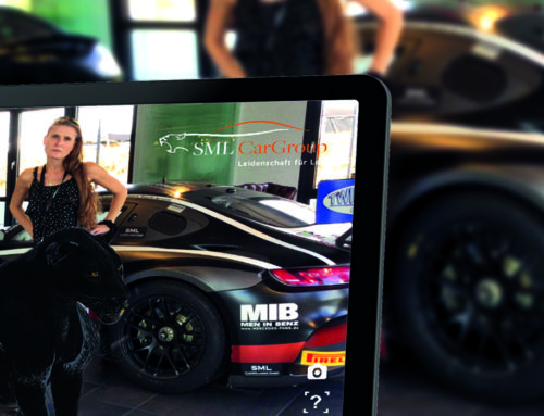Augmented Reality Panther | SML CarGroup