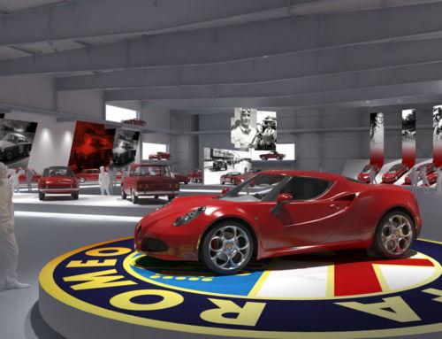 3D-Ausstellung ALFA ROMEO | Technik Museum Sinsheim