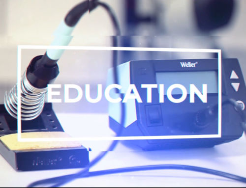 Produkt-Trailer WELLER Education Kit