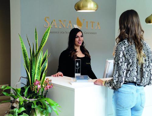Imagefilm Schönheitsinstitut SANAVITA